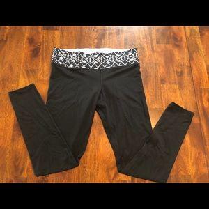 PINK Victoria Secret Legging - Black Medium
